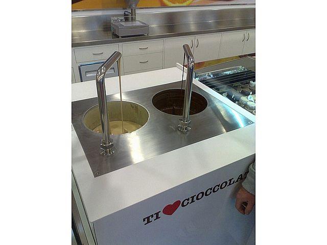 La Machine Du Chocolate Pour Locaux A La Page