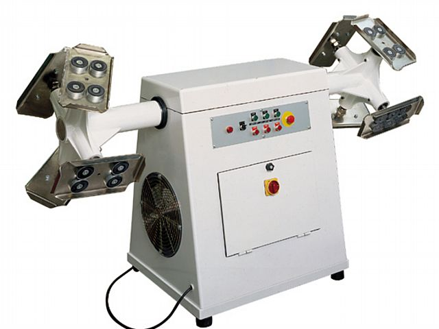 8 - Arm Spinning Machine
