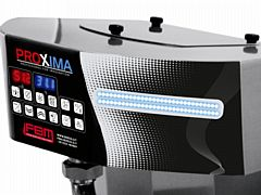 Proxima - Tempering Enrobing Machine (25 Kg Bowl)
