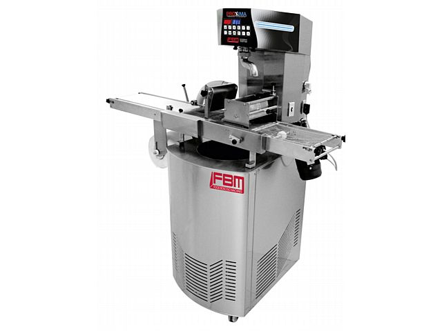 Tempering Enrobing Machine (25 Kg Bowl)