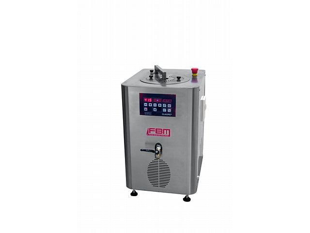 Batch Tempering Machine