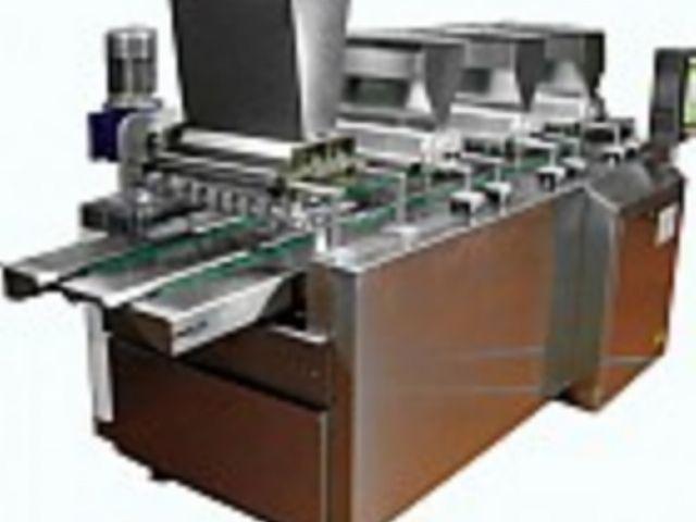 Máquina Para Dosificacion Múltipla